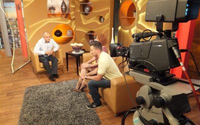 Dr. Szabó László műfogsorrögzítés-specialista az RTL Klub műsorában – VIDEÓ