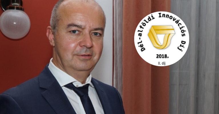 Dél-alföldi Innovációs díjban részesült a Fixfogsor® Protézisrögzítés